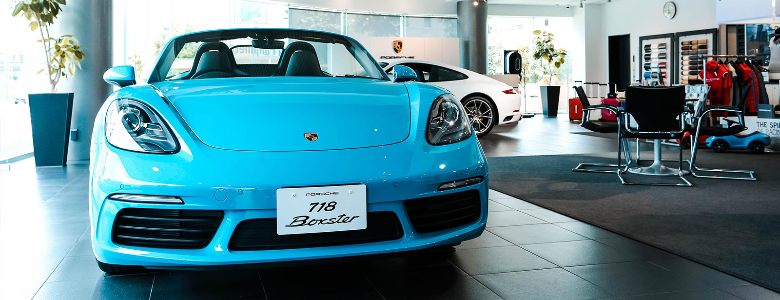 Porsche Center Nishinomiya.