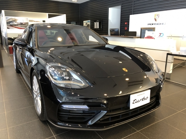 Panamera Turbo PDK (2018年式)