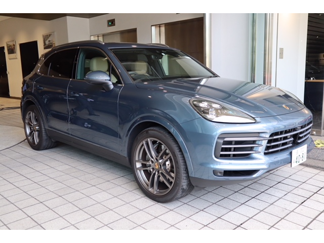 NEW Cayenne S