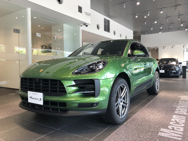 MY2019 Macan S(Technology Edition)