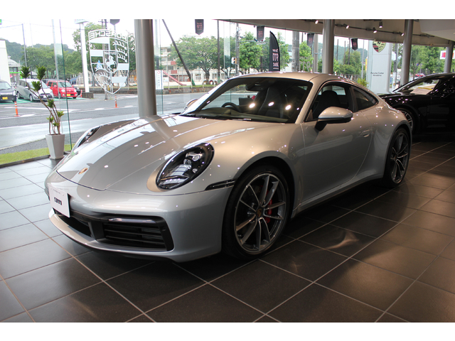 MY2020 New 911CarreraS