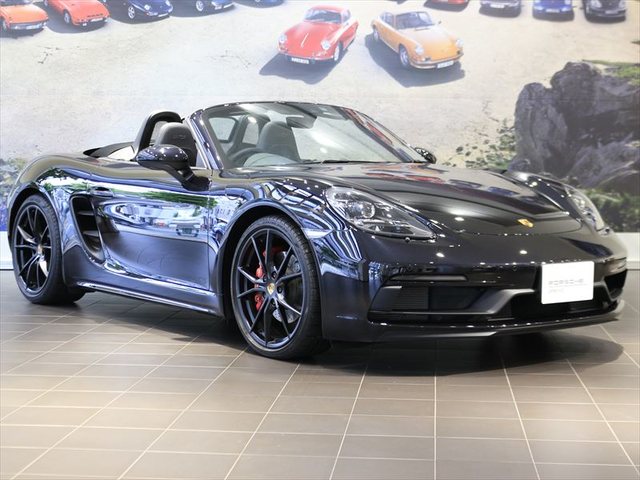MY20 718 Boxster GTS RHD 【S20-0920A】