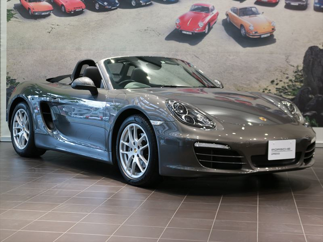 MY14 Boxster 2.7 PDK 【S19-0406S】