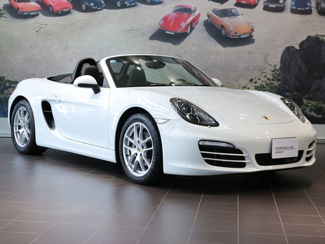 MY14 Boxster 2.7 PDK 【S19-0239S】
