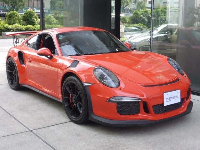 MY116 911GT3RS