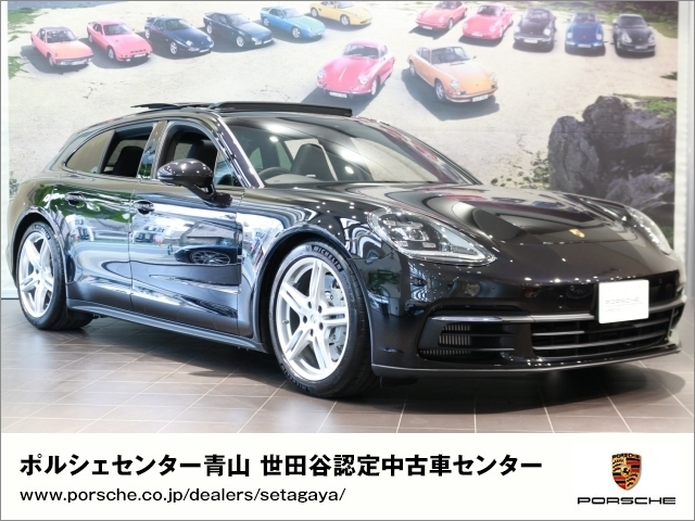 MY18 Panamera 4S ST  【S19-0215A】