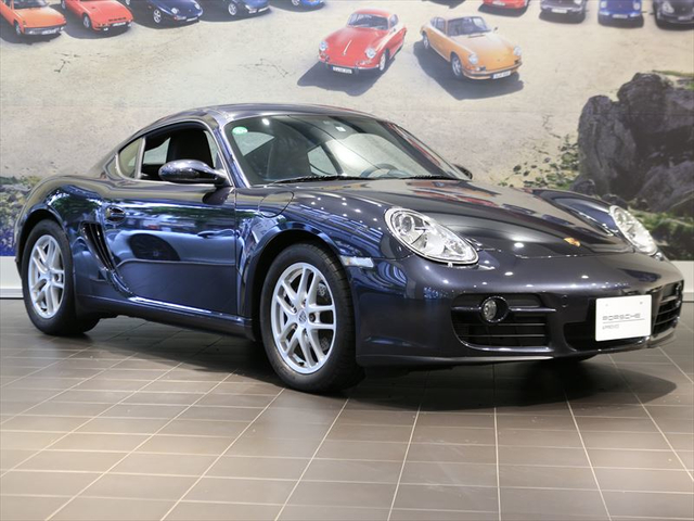 MY07 Cayman LHD【S20-0929S】