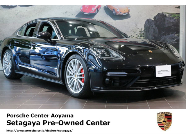 MY17 Panamera Turbo RHD 【S18-0906】