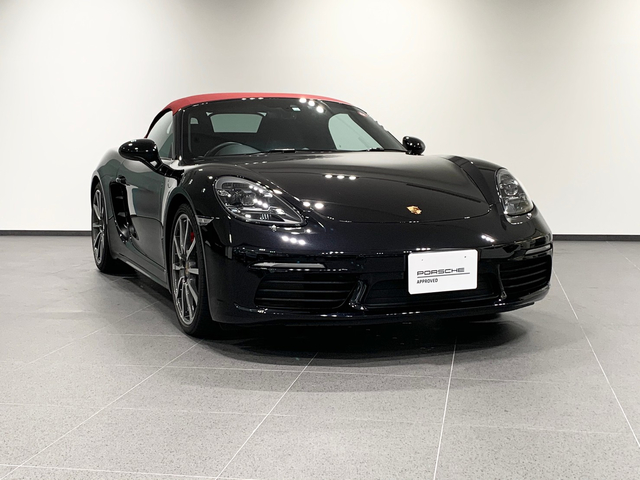 718Boxster S