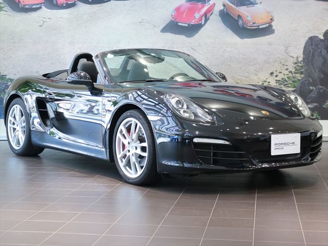MY13 Boxster S LHD【S19-0521S】