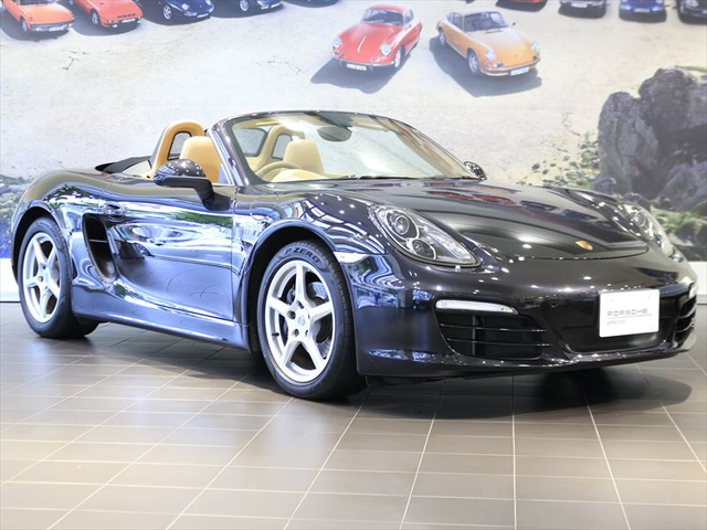 MY13 Boxster RHD【S20-0830A】