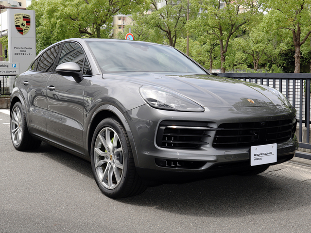 2020 Cayenne E-Hybrid Coupe Tip-s RHD