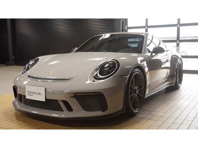 911GT3 TouringPackage LHD MT
