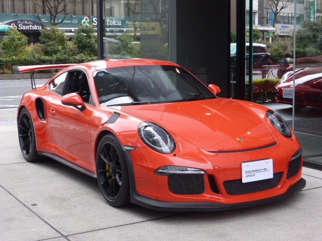 MY16 911GT3RS