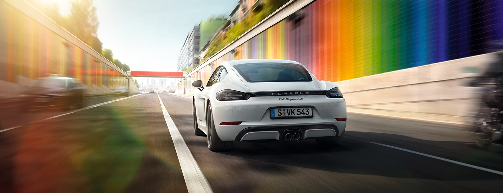 Porsche - Be Your Style with 718