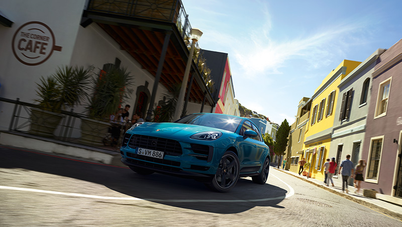 「The new Macan Debut Fair」のご案内