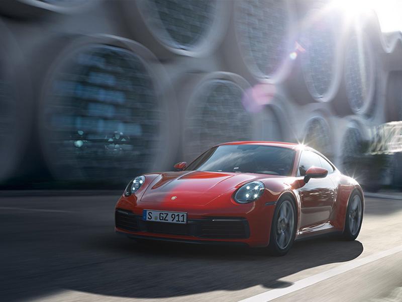 Porsche Driveのご案内