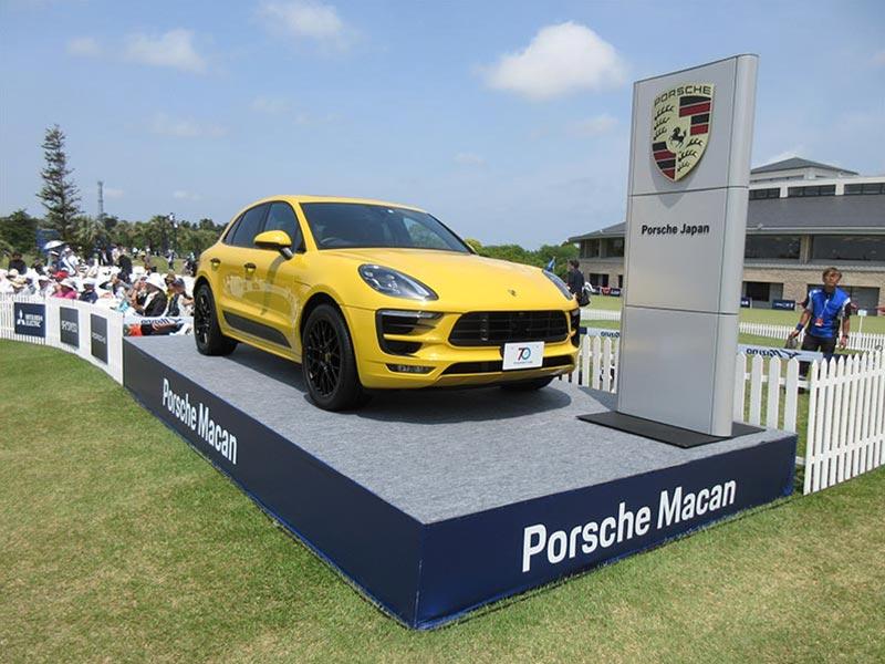 「Porsche Golf Experience キャンペーン」のご案内