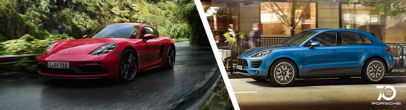 「Discover Your Porsche キャンペーン」のご案内。